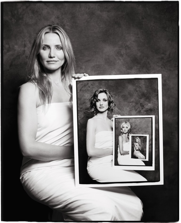 Cameron Diaz by Jeff Dunas, copyright Jeff Dunas.